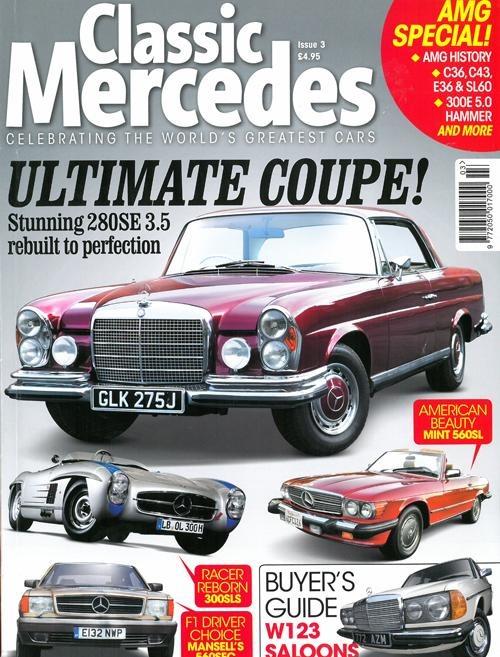 Classic Mercedes - January 2013