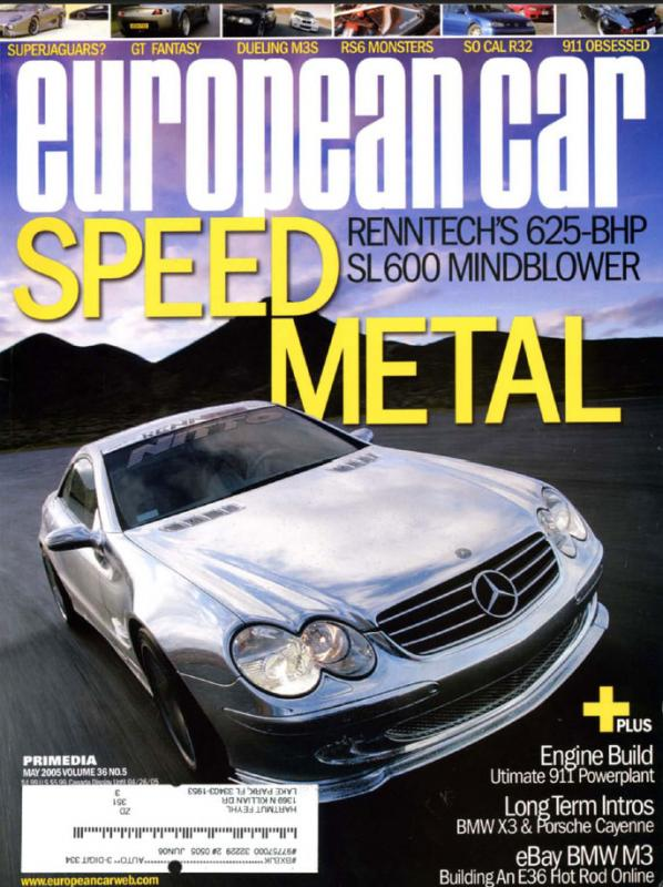 European Car Magazin - May 2005