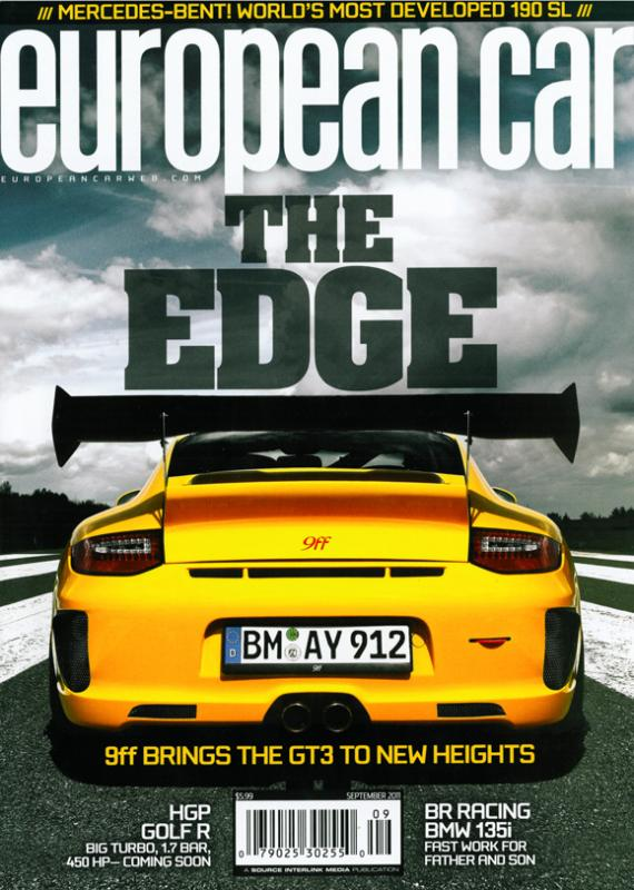 European Car Magazin - September 2011