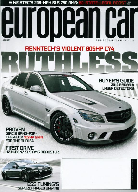 European Car Magazin - June 2012