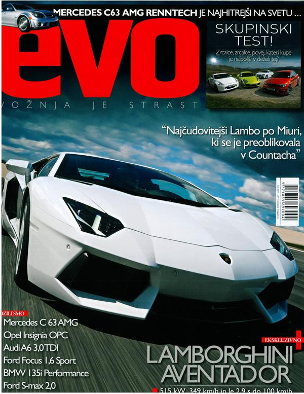 EVO Magazine - July 2011