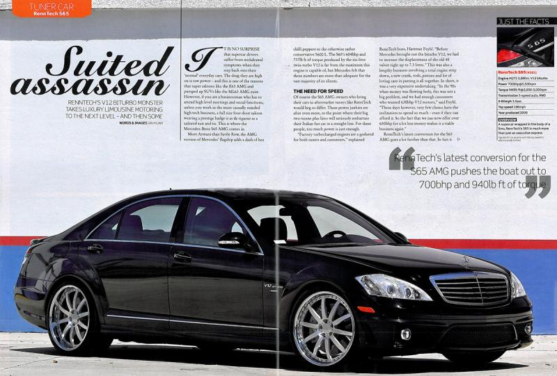 Mercedes Enthusiast - October 2010