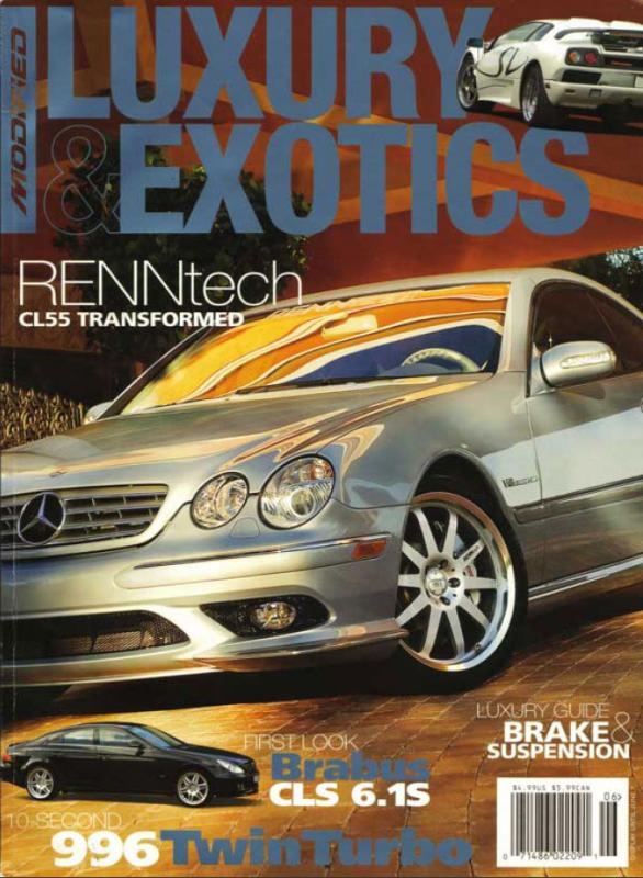 Modified Luxury & Exotics - June 2005