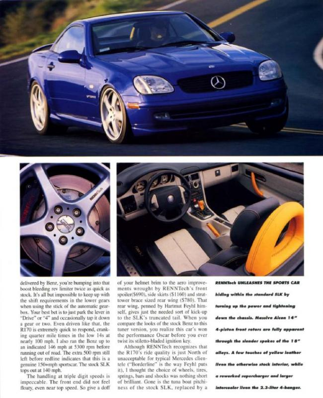 Sportscar International Magazine - August 1998